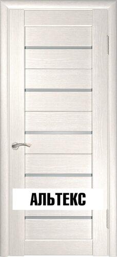 Межкомнатные двери - Лу-22 Беленый дуб
