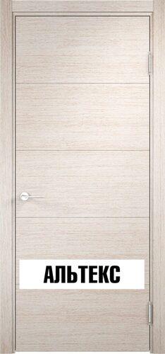 Межкомнатная дверь - Турин 01 Дуб бежевый вералинга