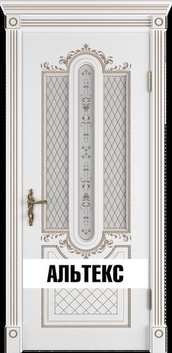 Межкомнатная дверь - Alexandria Art Cloud Polar PC