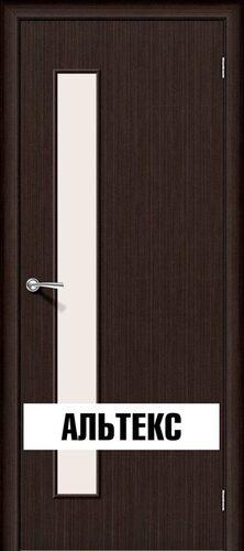 Межкомнатная дверь - Гост-3 Л-13 (Венге)