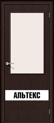 Межкомнатная дверь - Гост-13 Л-13 (Венге)