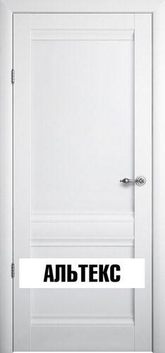 Межкомнатная дверь - Рим Белый