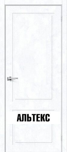 Межкомнатная дверь - Граффити-12 Snow Art