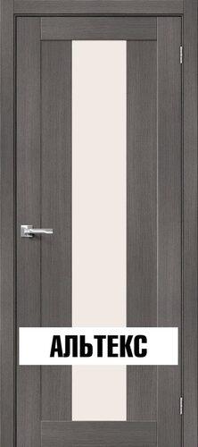 Межкомнатная дверь - Порта-25 Grey Veralinga
