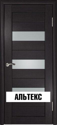 Межкомнатная дверь - Лу-23 Венге