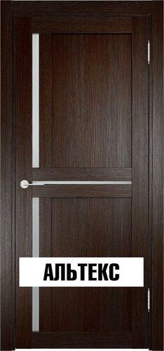 Межкомнатная дверь - Берлин 01 ДО Дуб темный