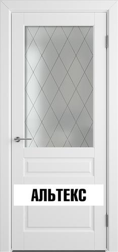 Межкомнатная дверь - Челси 04 Белый