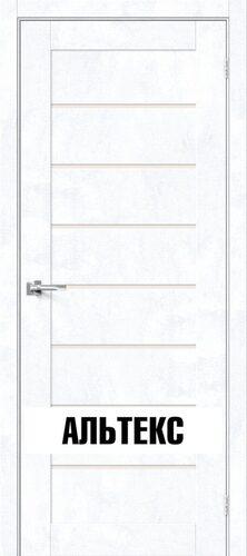 Межкомнатная дверь - Брав-22 Snow Art