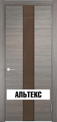 Межкомнатная дверь - Турин 14 Дуб шервуд вералинга