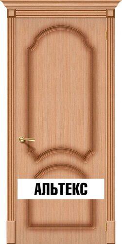 Межкомнатная дверь - Соната Ф-01 (Дуб)
