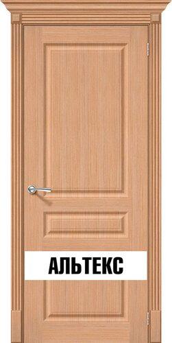 Межкомнатная дверь - Статус-14 Ф-01 (Дуб)