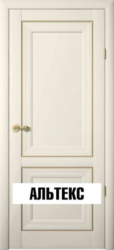 Межкомнатные двери - Прадо Ваниль