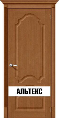 Межкомнатная дверь - Афина Ф-11 (Орех)