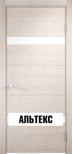 Межкомнатная дверь - Турин 05 Дуб бежевый вералинга