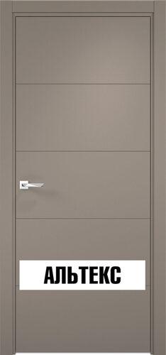 Межкомнатная дверь - Севилья 21 Софт мокко