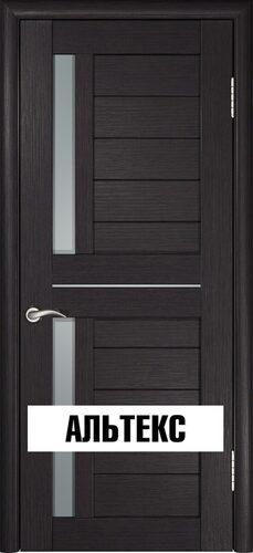 Межкомнатная дверь - Лу-27 Венге