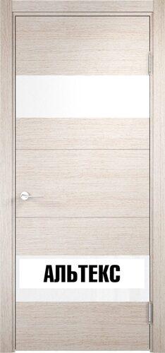 Межкомнатная дверь - Турин 15 Дуб бежевый вералинга