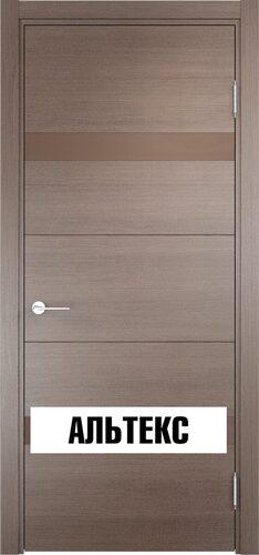 Межкомнатная дверь - Турин 05 Дуб фремонт вералинга