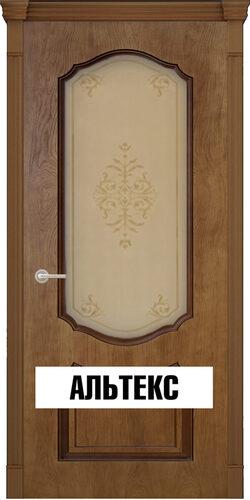 Межкомнатная дверь - Престиж 3D Миндаль