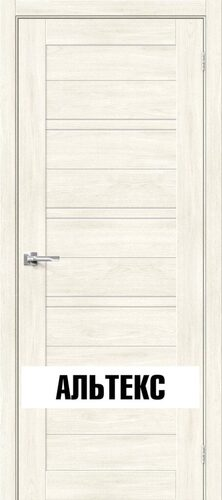 Межкомнатная дверь - Брав-28 Nordic Oak
