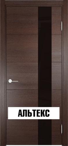 Межкомнатная дверь - Турин 13 Дуб графит вералинга