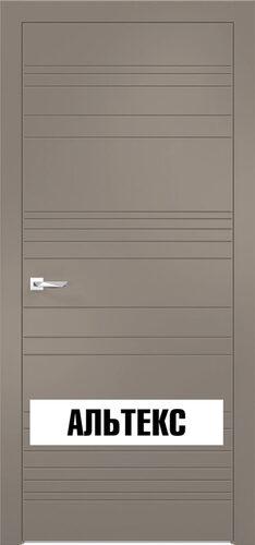 Межкомнатная дверь - Севилья 20 Софт мокко
