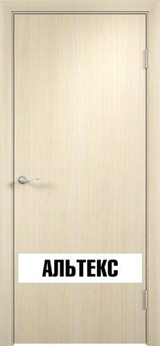 Межкомнатная дверь - ДПГ ПВХ Беленый дуб