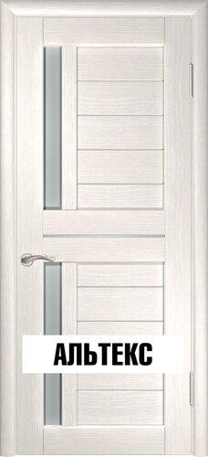 Межкомнатная дверь - Лу-27 Беленый дуб