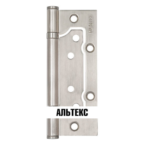 Межкомнатная фурнитура - Петля 200-2B 125x2.5 PN Мат. никель