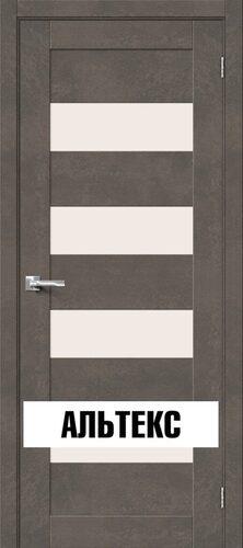Межкомнатная дверь - Брав-23 Brut Beton