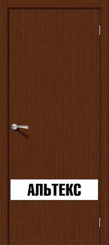 Межкомнатная дверь - Соло-0.V Ф-17 (Шоколад)
