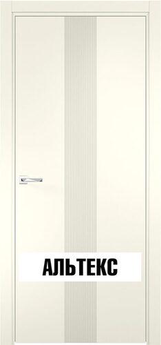 Межкомнатная дверь - Севилья 16 Софт панакота