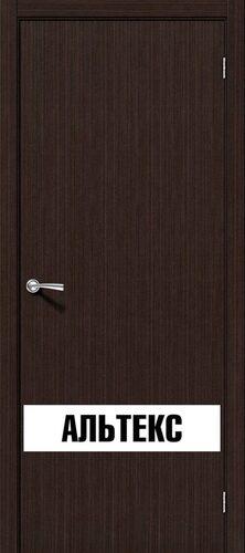 Межкомнатная дверь - Соло-0.V Ф-27 (Венге)