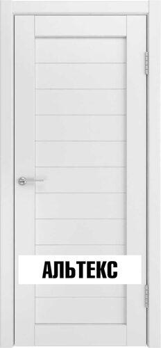 Межкомнатная дверь - U-21 Белый