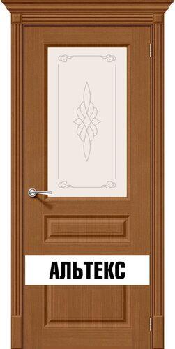 Межкомнатная дверь - Статус-15 Ф-11 (Орех)