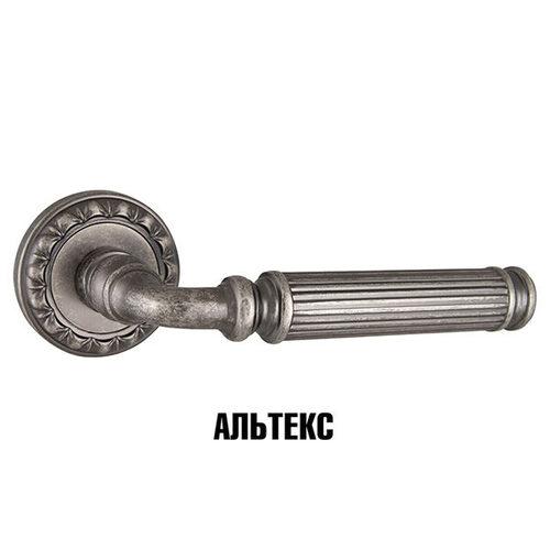 Межкомнатная фурнитура - Раздельная BELLAGIO MT OS-9 Античное серебро