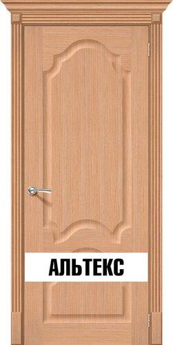Межкомнатная дверь - Афина Ф-01 (Дуб)
