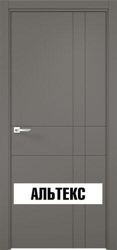 Межкомнатная дверь - Севилья 02 Софт графит