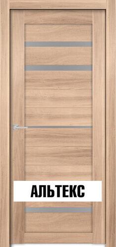 Межкомнатная дверь - Велюкс 3 Трюфель