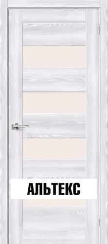 Межкомнатная дверь - Брав-23 Riviera Ice