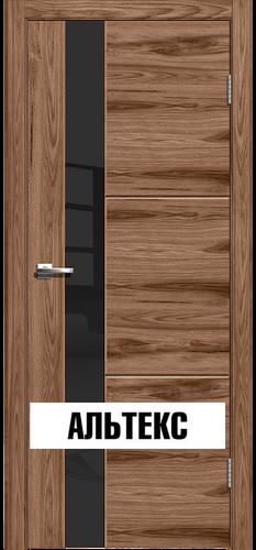 Межкомнатная дверь - Лестер 2 Американский орех