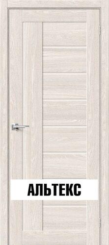 Межкомнатная дверь - Брав-29 Ash White