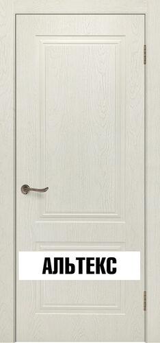 Межкомнатная дверь - Сити 5 RAL 9001 РАЛ 9001