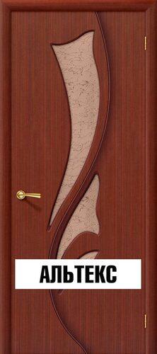 Межкомнатная дверь - Эксклюзив Ф-15 (Макоре)