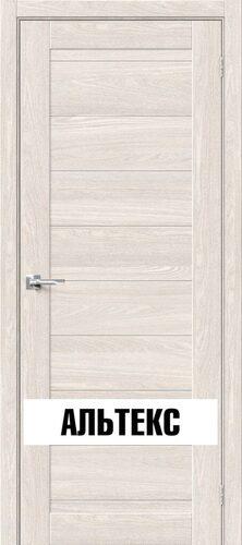 Межкомнатная дверь - Брав-21 Ash White