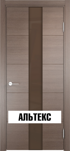 Межкомнатная дверь - Турин 14 Дуб фремонт вералинга