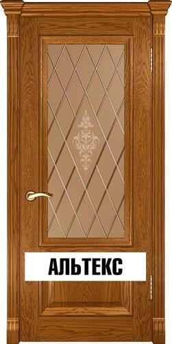 Межкомнатная дверь - Фараон-1 Дуб золотистый