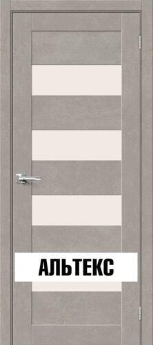 Межкомнатные двери - Брав-23 Gris Beton
