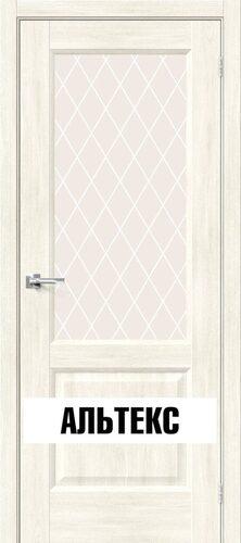 Межкомнатная дверь - Неоклассик-33 Nordic Oak