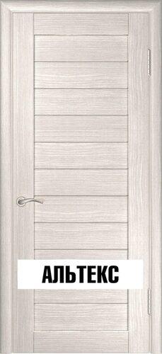 Межкомнатная дверь - Лу-21 Капучино